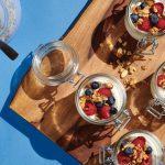 Gut Health Chia Breakfast Parfait